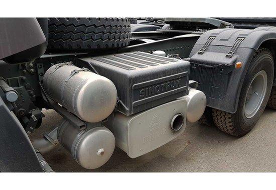 Đầu kéo Howo 420HP